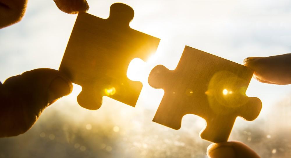 Puzzleteile für passgenaue Infos